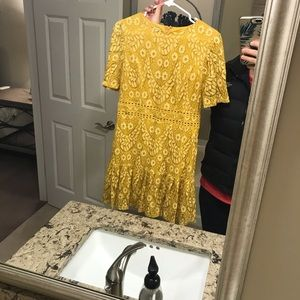 Yellow dress from Vici - never worn!